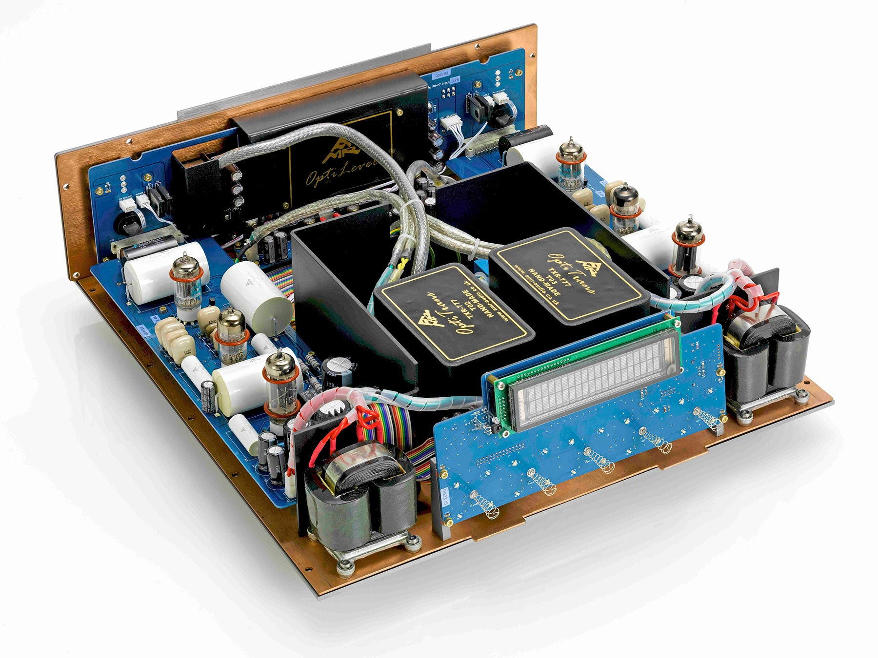 Ph 77 Phono Equaliser By Amr Audio