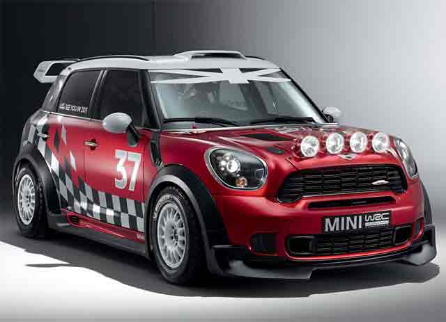 The Mini Rally Car Returns